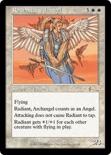 大天使レイディアント